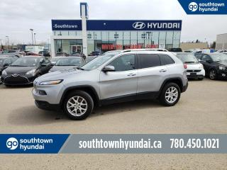 Used 2016 Jeep Cherokee NORTH/4X4/BLUETOOTH/POWER OPTIONS for sale in Edmonton, AB