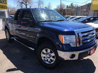 Used 2009 Ford F-150 XLT/AUTO/4X4/LOADED/ALLOYS for sale in Scarborough, ON