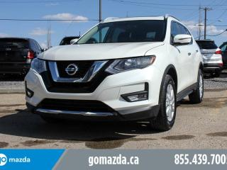 Used 2017 Nissan Rogue SV ROOF AWD POWER OPTIONS BACK UP CAM GREAT SHAPE for sale in Edmonton, AB