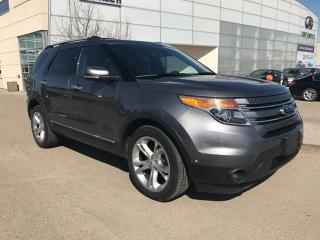 Used 2013 Ford Explorer LIMITED/4 WHEEL DRIVE/NAV/BACK UP CAMERA/HEATED AND COOLED SEATS for sale in Edmonton, AB