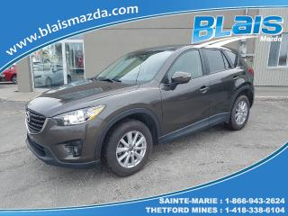 Used 2016 Mazda CX-5 GS AWD for sale in Ste-Marie, QC