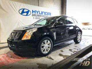 Used 2014 Cadillac SRX AWD + CUIR + TOIT + NAVI + MAGS + WOW ! for sale in Drummondville, QC