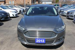 Used 2013 Ford Fusion Hybrid SE Leather Navi for sale in Brampton, ON