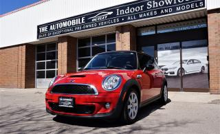 Used 2013 MINI Cooper S PANO SUNROOF AUTOMATIC LEATHER for sale in Mississauga, ON