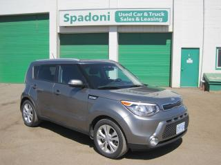 Used 2016 Kia Soul EX for sale in Thunder Bay, ON