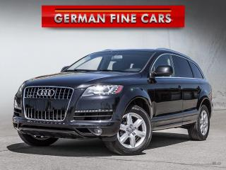 Used 2011 Audi Q7 *BACK UP CAMERA, BLUETOOTH, REAR PARKING AID* for sale in Caledon, ON