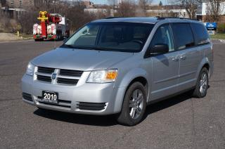 Used 2010 Dodge Grand Caravan SE Stow 'N Go *No Accident* DVD BackUp Camera for sale in North York, ON