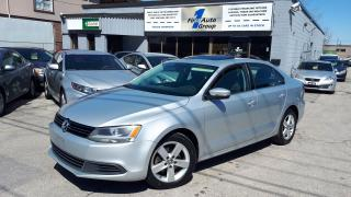 Used 2014 Volkswagen Jetta Comfortline P-MOON, BLUETOOTH for sale in Etobicoke, ON
