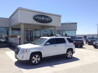 Used 2014 GMC Terrain SLT / NAV / LEATHER / NO PAYMENTS FOR 6 MONTHS !!! for sale in Tilbury, ON