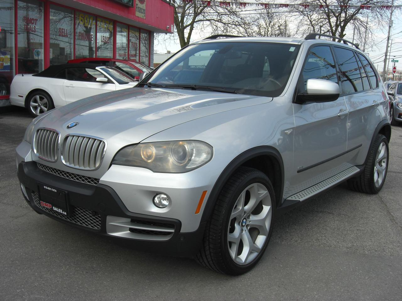 used 2008 bmw x5 4wd 7 passenger for sale in london ontario. Black Bedroom Furniture Sets. Home Design Ideas