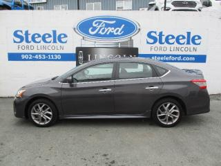 Used 2015 Nissan Sentra SR for sale in Halifax, NS