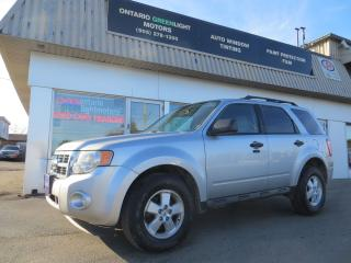 Used 2010 Ford Escape LEATHER,6CYL,ALOYS,FOG LIGHTS for sale in Mississauga, ON