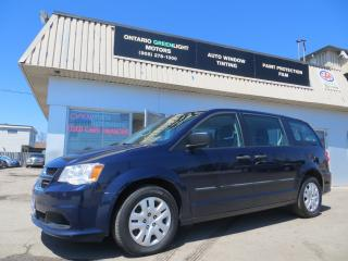 Used 2014 Dodge Grand Caravan 7 PASSENGERS, STOW&GO, ALL POWERED, A/C for sale in Mississauga, ON