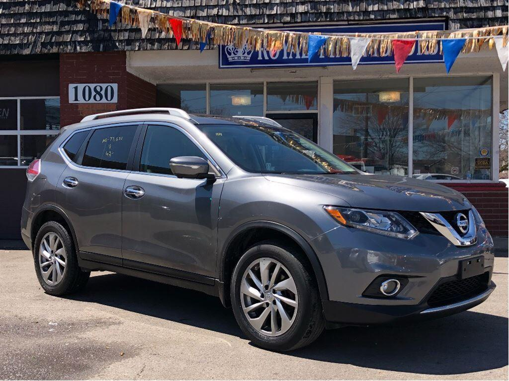 nissan rogue used navi york roof leather cars panorama ontario slawd
