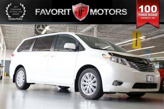Used 2012 Toyota Sienna XLE | 7 PASS | SUNROOF | NAVI | LTHR for sale in North York, ON