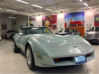 Used 1982 Chevrolet Corvette Crossfire, last of the C3s... for sale in Paris, ON