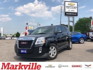 Used 2015 GMC Terrain SLE-GM CERTIFIED PRE-OWNED-1 OWNER TRADE for sale in Markham, ON