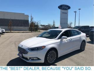 Used 2017 Ford Fusion SE-Leather-Roof-Nav-AWD for sale in Etobicoke, ON