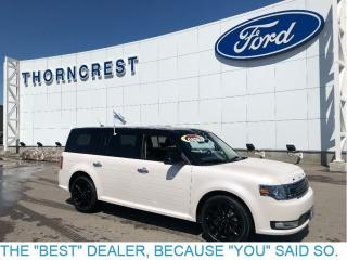 Used 2017 Ford Flex SEL-Leather-Roof-Nav for sale in Etobicoke, ON