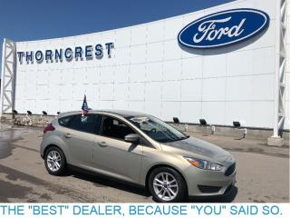 Used 2015 Ford Focus SE-5 Dr Hatch for sale in Etobicoke, ON