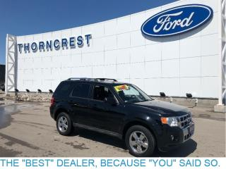 Used 2012 Ford Escape Limited-V6-Leather-Roof for sale in Etobicoke, ON