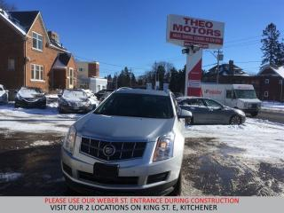 Used 2010 Cadillac SRX 3.0 AWD Luxury | YOU CERTIFY YOU SAVE for sale in Kitchener, ON
