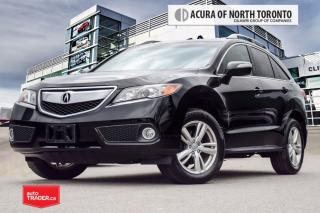 Used 2014 Acura RDX at Accident Free| Bluetooth| Back-Up Camera for sale in Thornhill, ON