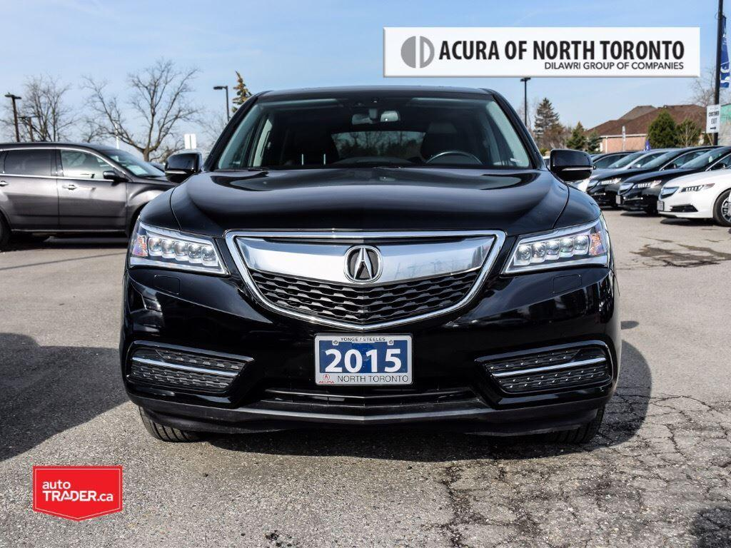 Used 2015 Acura MDX Navigation at Accident Free| Bluetooth| Blind ...
