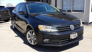 Used 2015 Volkswagen Jetta TDI S 6M for sale in Kitchener, ON