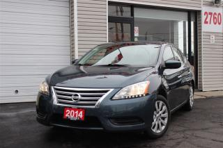 Used 2014 Nissan Sentra 1.8 SV. Loaded. Bluetooth . Non Accidents for sale in North York, ON