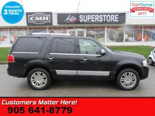 Used 2012 Lincoln Navigator Base  4X4 NAV ROOF 8-PASS PWR-BOARDS CS/HS DVDs P/GATE MEM for sale in St Catharines, ON