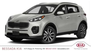 New 2018 Kia Sportage EX TECH AWD for sale in Pickering, ON