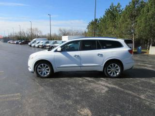 Used 2016 Buick ENCLAVE PREMIUM AWD for sale in Cayuga, ON