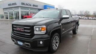 Used 2014 GMC Sierra 1500 SLT for sale in Arnprior, ON