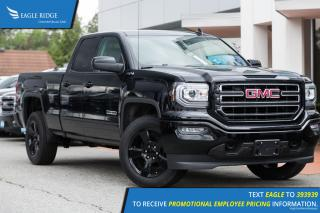 New 2018 GMC Sierra 1500 Base Backup Camera, Bumper Step, AUX/USB for sale in Port Coquitlam, BC