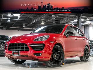 Used 2014 Porsche Cayenne GTS|SPORT EXHAUST|B.SPOT|FULLY LOADED for sale in North York, ON