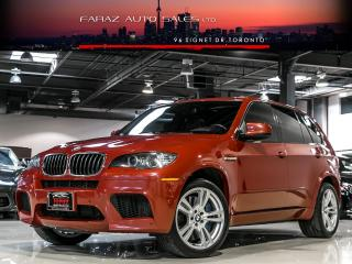 Used 2013 BMW X5 M TV/DVD|HEADSUP|NAVI|CARBON FIBER|360CAM|LOADED for sale in North York, ON