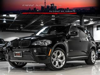 Used 2011 BMW X5 3.5d|SPORT ACTIVITY|TV/DVD|NAVI|REAR CAM|PANO|DIESEL for sale in North York, ON