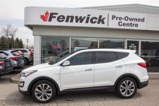 Used 2014 Hyundai Santa Fe Sport 2.0T AWD Limited for sale in Sarnia, ON
