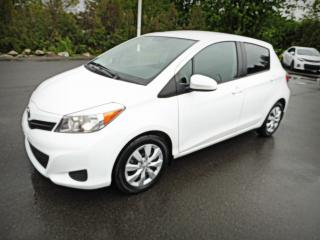 Used 2014 Toyota Yaris LE, Automatique **44$/sem** for sale in Saint-raymond, QC