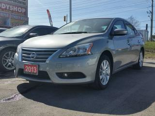 Used 2013 Nissan Sentra SL for sale in Brampton, ON
