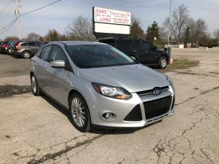 Used 2012 Ford Focus Titanium for sale in Komoka, ON
