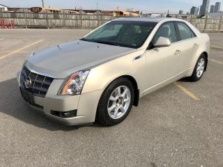 Used 2008 Cadillac CTS w/1SA for sale in Mississauga, ON