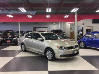 Used 2014 Volkswagen Jetta 2.0L COMFORTLINE 5 SPEED A/C SUNROOF 78K for sale in North York, ON