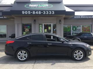 Used 2011 Kia Optima EX GDI for sale in Mississauga, ON