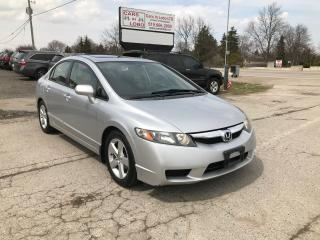 Used 2009 Honda Civic Sport for sale in Komoka, ON