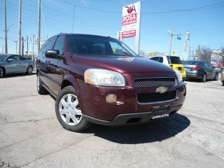 Used 2007 Chevrolet Uplander AUTO 7 PASSENGER Captain SEATS for sale in Oakville, ON