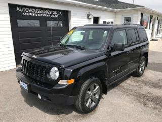 Used 2015 Jeep Patriot High Altitude for sale in Kingston, ON