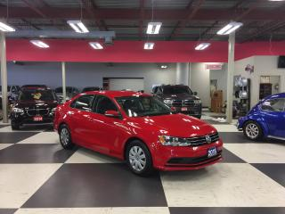 Used 2015 Volkswagen Jetta 2.0L TRENDLINE AUT0 A/C BACKUP CAMERA 95K for sale in North York, ON