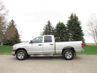 Used 2007 Dodge Ram 1500 Quad Cab V8 Hemi 4x4 for sale in Thornton, ON